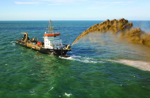 NH Exclusive: Dredging Corporation on the chopping block