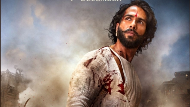 Poster of the film Padmavati