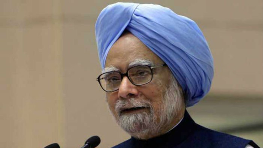 File photo of former Prime Minister Dr Maanmohan Singh