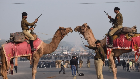 January 19: Delhi and beyond, in pictures