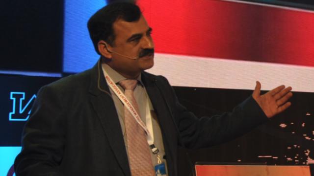 File photo of cybersecurity expert Pavan Duggal