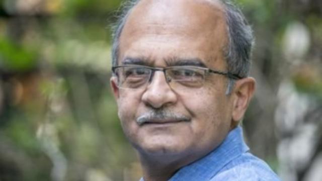 File photo of Prashant Bhushan