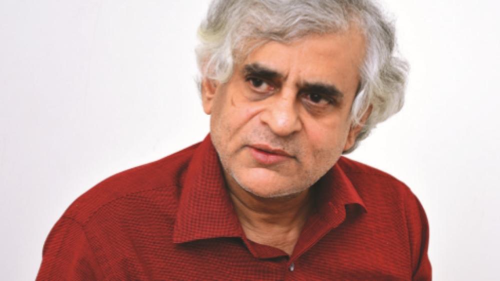 File photo of the renowned journalist and veteran editor P Sainath