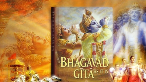 Haryana govt spends Rs 3.8 lakh to buy 10 copies of Gita