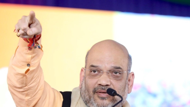 BJP President Amit Shah's speedy acquittal is what SC should inquire