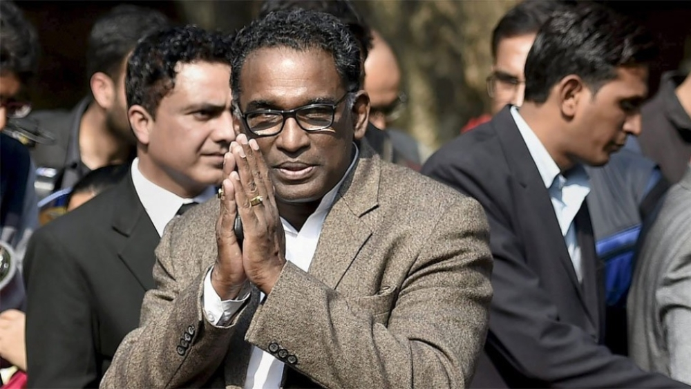 Justice Chelameshwar, one of the senior judges who went public against CJI Dipak Misra
