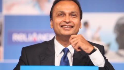'New' RCOM to be India's largest B2B business: Anil Ambani