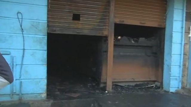 The victims were charred to death in the fire at Kailash Bar & Restaurant