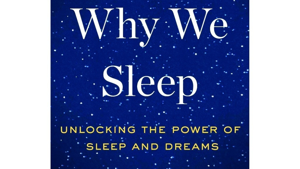 Cover of the book Why We Sleep