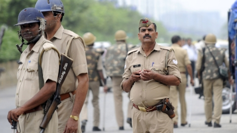 In Uttar Pradesh, cops fire to win awards