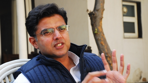 Sachin Pilot rubbishes allegations of infighting in Rajasthan Congress