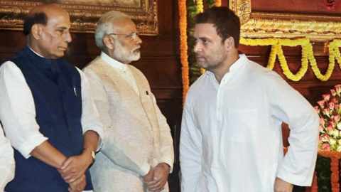Where's the Naga accord, Rahul asks Modi
