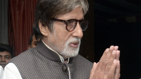 Amitabh Bachchan starts following Congress leaders, triggers speculation