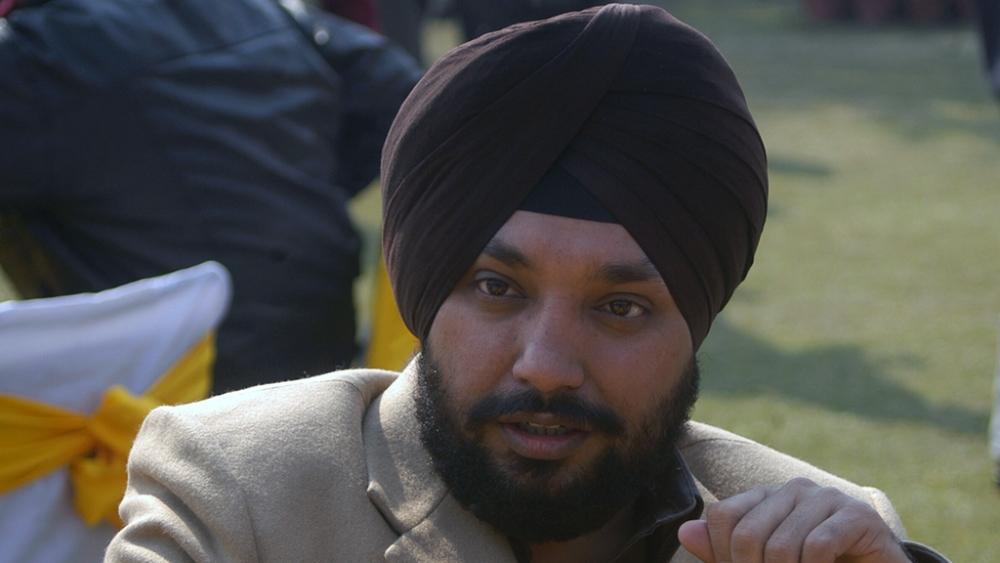 File photo of Arvinder Singh Lovely