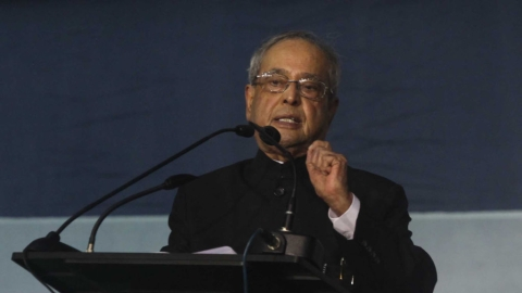 Pranab Mukherjee calls for increasing Parliamentary sessions, questions sectarian interests