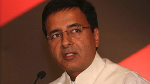 BJP indulging in witch-hunt against Congress leaders to hide its own failures: Surjewala