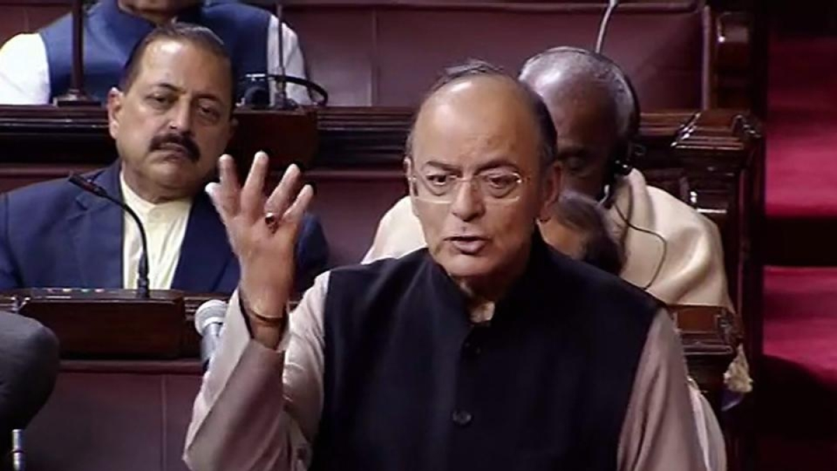 Jaitley disagrees with SC? Says banks, telcos could be allowed to use Aadhaar
