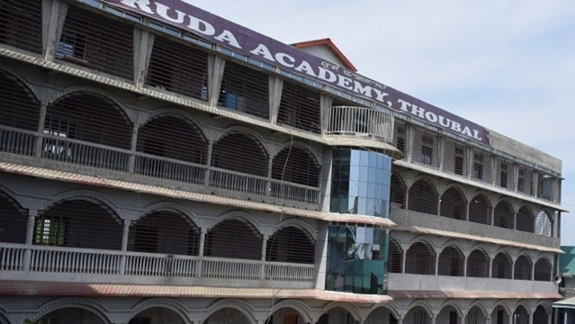 File photo of Ruda Academy, Imphal