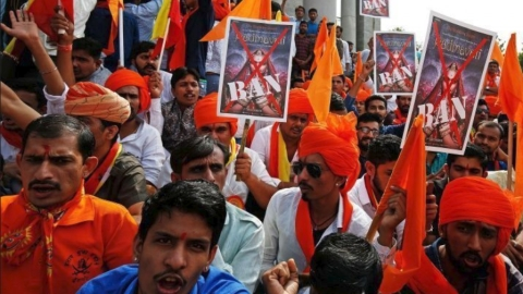 'Padmaavat' glorifies the valour of Rajputs, says Karni Sena