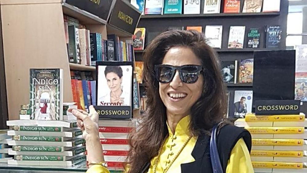 File photo of Shobhaa De