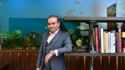 The Nirav Modi Long Read: Music was his first love, then diamonds fell in his lap
