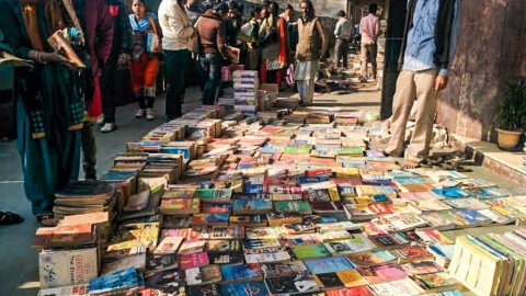 Delhi's Daryaganj book market reopens after 5 weeks