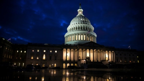 Shutdown starts at midnight as US Senate adjourns with no spending bill