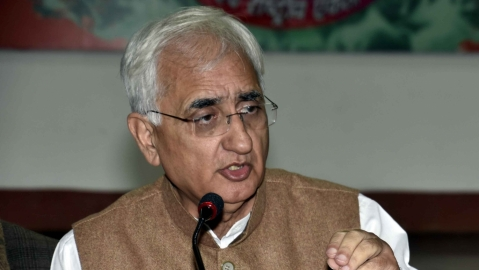 Salman Khurshid: Opposition parties should field common candidates against NDA