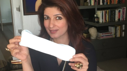 #PadManChallenge just a 'stupid' trend or breaking taboos?