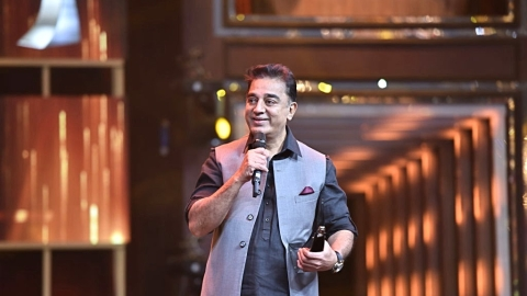Kamal Haasan formally embarks on his political journey
