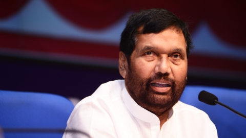 Ram Vilas Paswan says Modi Govt to file review petition against SC-ST Act dilution