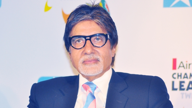 File photo of  Amitabh Bachchan