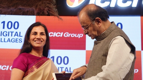 CBI registers preliminary enquiry against Chanda Kochhar's husband in ICICI loan case