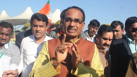 Countdown for end of Shivraj's tenure begins in Madhya Pradesh