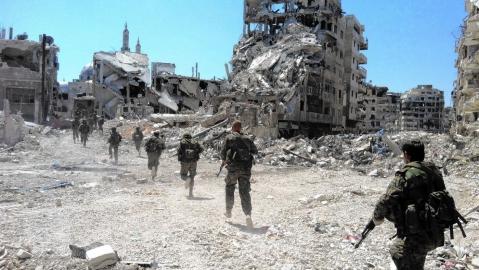 explained in videos syrian civil war s fiercest battle