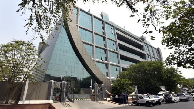 A view of Central Bureau of Investigation (CBI) HQ building in New Delhi