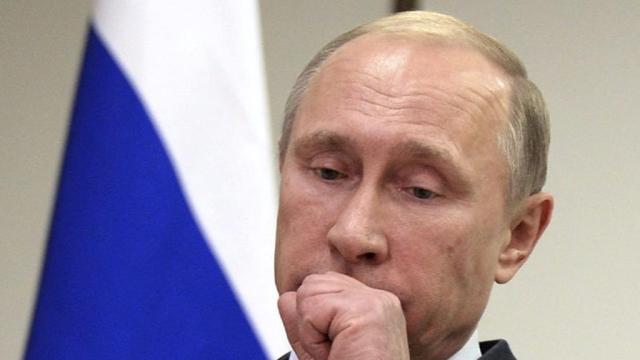 File photo Russian President Vladimir Putin