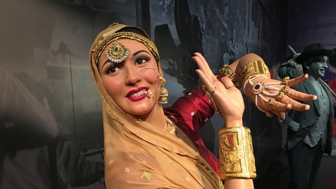 Madame Tussaud's Delhi: NH rubs shoulders with the legends