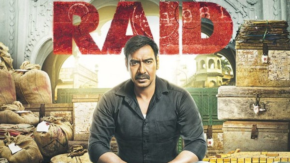 Poster of the film Raid