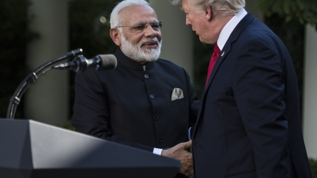 US President Donald Trump with 37% of fake followers is no match to Indian PM Narendra Modi with 60% of them