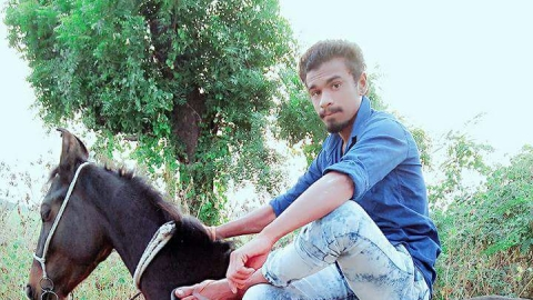 Crime of riding a horse cost Gujarat youth his life