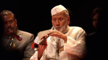 File photo of Ustad Bismillah Khan