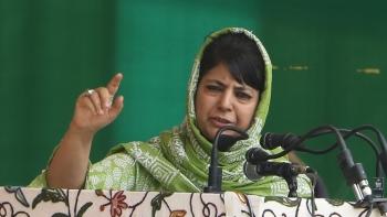 Jammu and Kashmir Chief Minister Mehbooba Mufti (file photo)