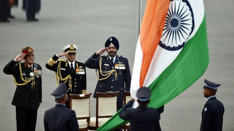 Will India get a unified military command under the PMO?