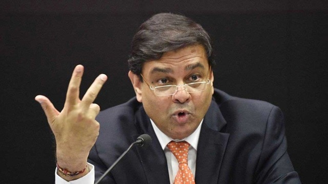 A file photo of Reserve Bank of India Governor Urijit Patel