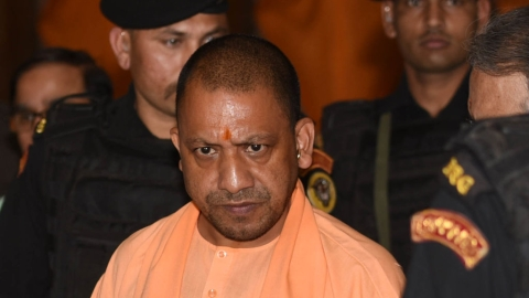 Yogi's Gorakhpur more polluted than Lucknow and Delhi, says report