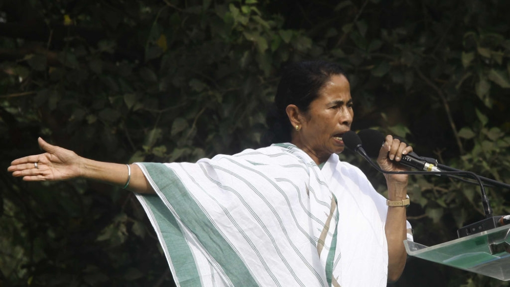 File photo of Mamata Banerjee, Chief Minister of West Bengal and Chairperson of Trinamool Congress