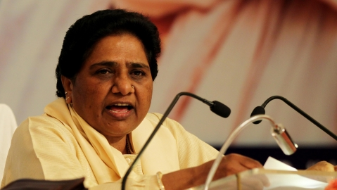 Mayawati says Opposition will jointly stop BJP in 2019