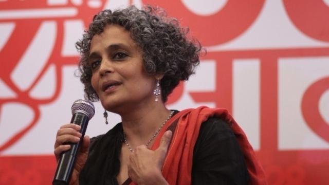 File photo of Arundhati Roy