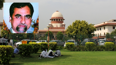 RSS hand in Judge Loya SC petition, alleges Congress